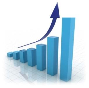 liiketoiminta nousuun